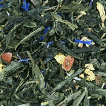 Groene thee Cactusvijg