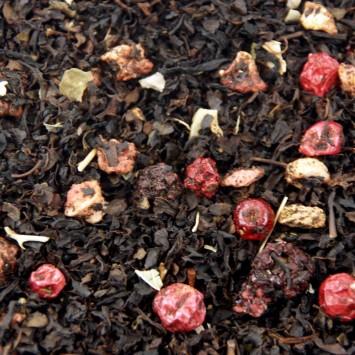 Zwarte thee bosvruchten (BIO)